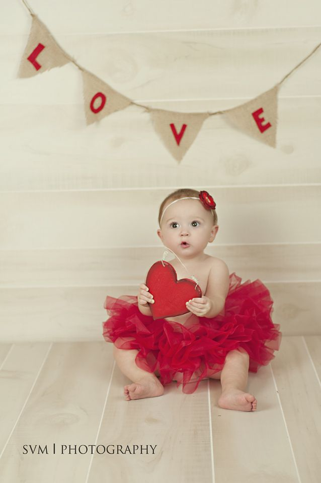 Valentine's Day Photo Shoot / I was thinking about doing something with Lily like this for Valentines Day