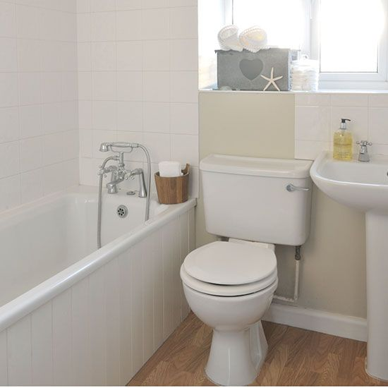 Bathroom | New England-style home | House tour | PHOTO GALLERY | Ideal Home | Housetohome.co.uk