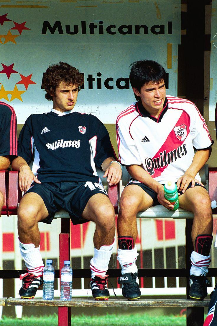 Aimar & Saviola - River Plate