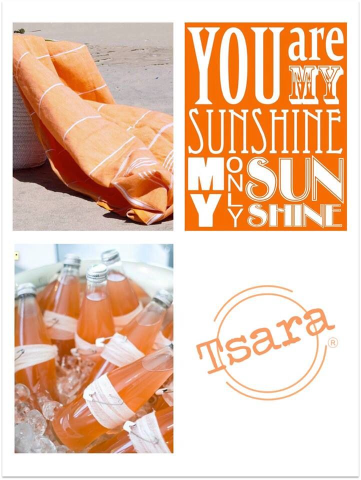Tsara laranja Tsara Orange