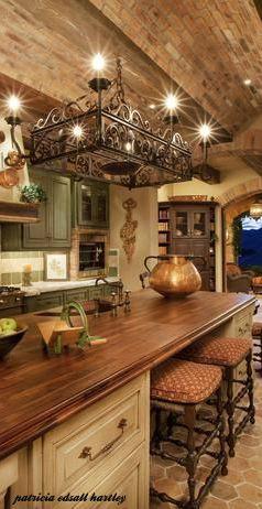 lovely rustic kitchen. www.findinghomesinhenderson.com  #lasvegas