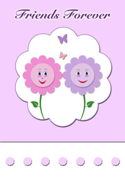 Printable Friendship Cards - my-free-printable-cards.com ...