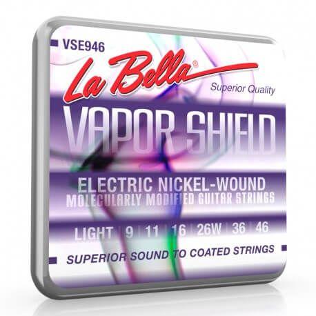 Meilleure corde de guitare électrique 9 46 : Vapor Shield