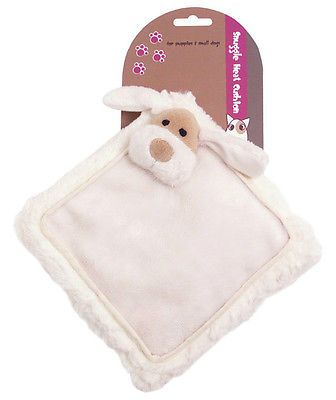 Natural Nippers Dog Snuggle Cushion Puppy Microwave Heat Pad Warm Cosy Pet