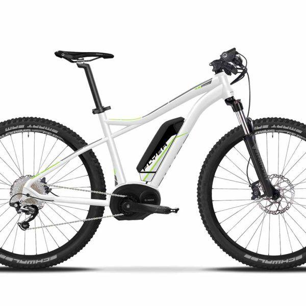 FLYER E-Bike Pedelecs GOROC 6.30 perlweiss EHardtail