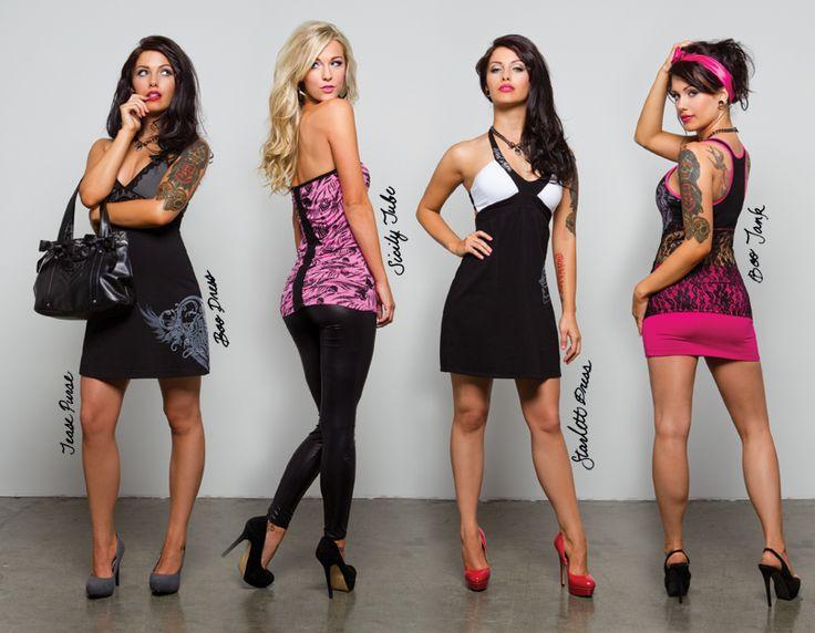 Metal Mulisha Maidens Summer Style Guide High Heels
