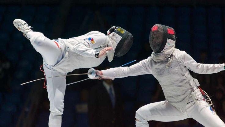 Olympia 2016 in Rio, Fechtsport: Grundregeln im Fechten, auf der Fechtbahn oder Planche und Regelverstöße | Fechten  (1200×675)
