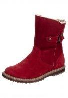 PEREZ - Støvletter & ankelstøvler - rød