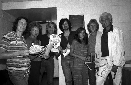 Foreigner, Oct 4, 1981, The Summit