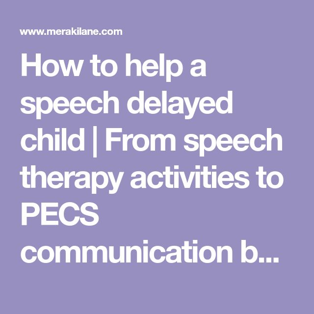how can a speech therapist help a child Turning research into practice  you may know that a child on your caseload has spd because they have a diagnosis and are seeing an occupational therapist (ot) if you suspect a child has spd, recommend them for an ot evaluation  help the child engage for example, jumping, swinging, tickling, loud noises, crashing on a pad, and using.