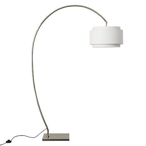 Buy John Lewis Evie Curve Floor Lamp Online at johnlewis.com