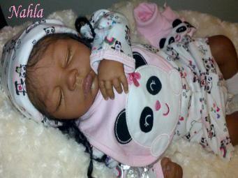 Indian reborn doll for sale, Ethnic Reborn Dolls for Sale