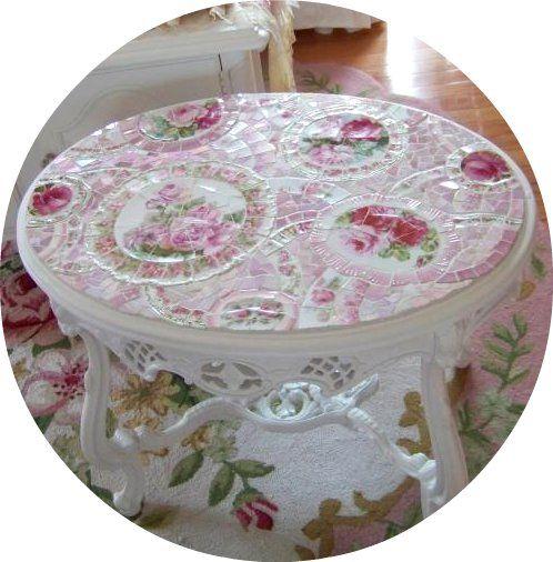 Beautiful Ornate Mosaic Table Mosaic Coffee Table Shabby