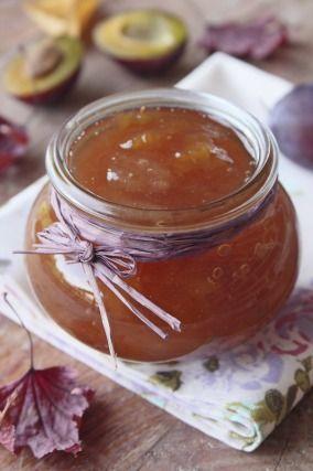 Recette - Confiture de prune-citron | Notée 4.2/5