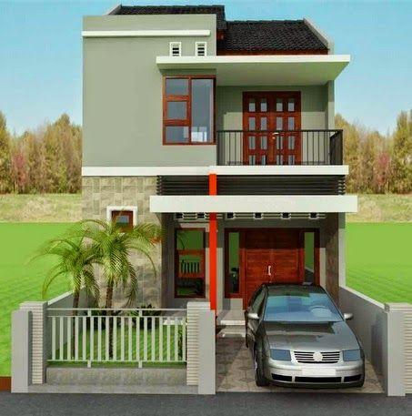desain-rumah-sederhana-kecil-dua-lantai-minimalis