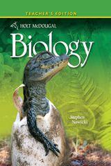 Holt McDougal Biology  Teacher Edition-9780547219462