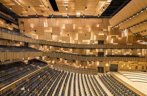 Malmö Live, Malmö, 2015 - schmidt hammer lassen architects