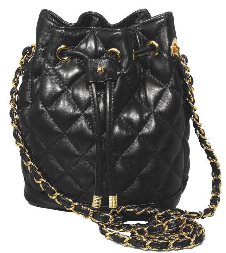 Il grande ritorno delle #borse a #secchiello! #trend #PrimaveraEstate 2013