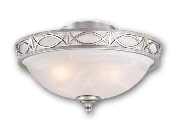 AireRyder LK51211BN Transitional Ceiling Fan Light Kit VX-LK51211BN