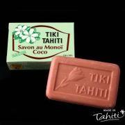 Ce savon contient 30% de Monoï de Tahiti Appellation d'Origine. Son parfum est léger compte tenu de sa haute teneur en Monoï de Tahiti...