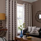 Natural Tabora Curtain Collection  #pinittowinit #dunelm