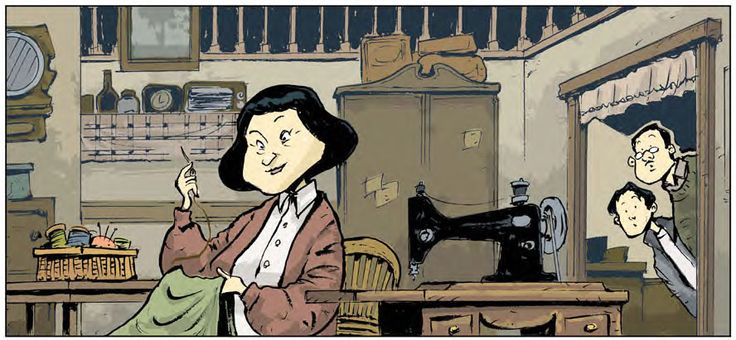 sonny liew graphic novel - Google Search