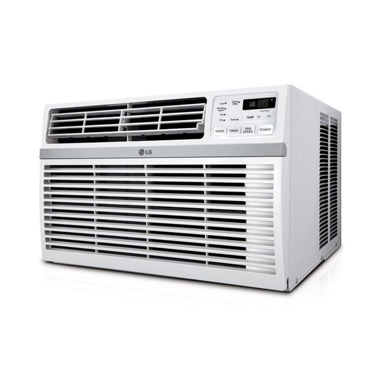 LG LW1215ER 12,000 BTU Window Air Conditioner with Remote