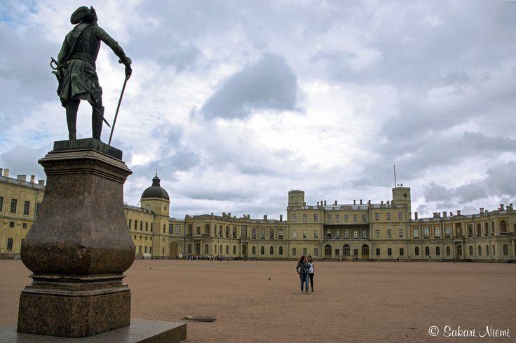 RU_150624 Venäjä_0055 Hatsinan palatsi Leningradin oblastissa