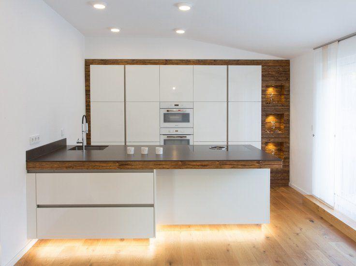 Moderne küchen bei gfrerer küchen in goldegg salzburg
