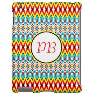 Oriental tribal rhombus native pattern duogram ipad case #classic #tribal #rhombus #duogram #customizable #smartphone #case #gift