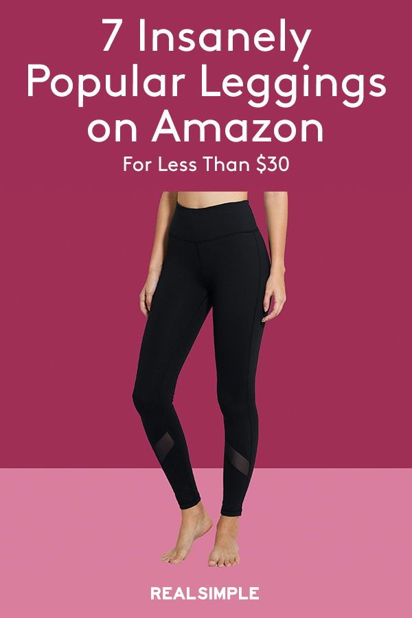 0bc91ff6fe6fa 7 Insanely Popular Leggings on Amazon for Less Than $30 | Get your shopping  carts ready