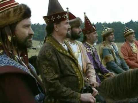 Screen shot from the film Honfoglalás