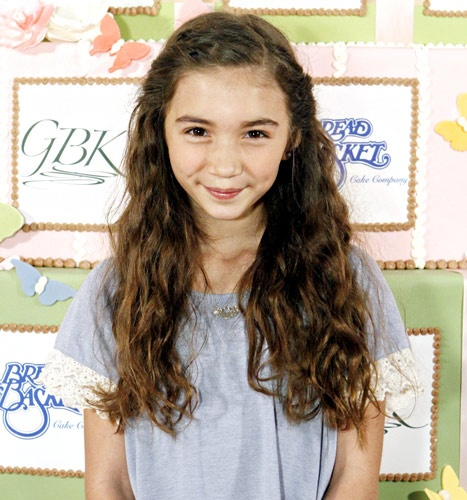 Rowan Blanchard - Nope, this is Wren. Acts like Rowan's character in the Spy Kids 4 movie, but quieter and more athletic.