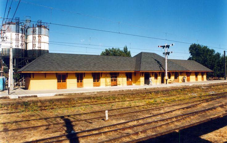 ESTACION COIGUE 2003