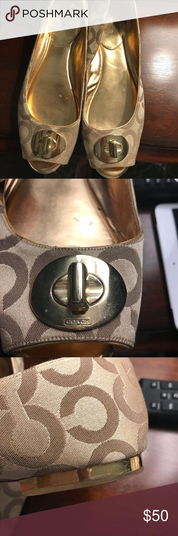 Coach shoes Coach Flat Shoes, Size 10 Coach Shoes Flats & Loafers
