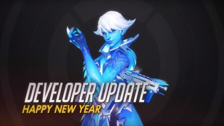 Developer Update | Happy New Year | Overwatch Jeff Kaplan talks about what's to come in Overwatch for 2018. January 02 2018 at 11:08PM  https://www.youtube.com/user/ScottDogGaming