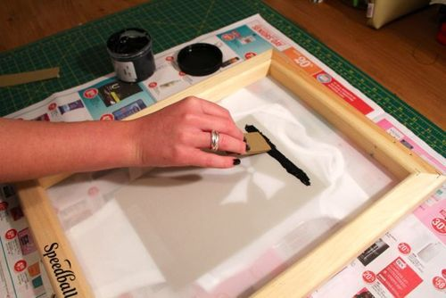 easy screen printing