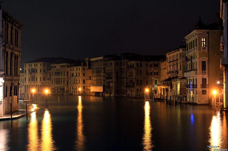 Quella notte a Venezia
