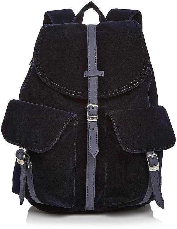 59195e9fa77 Herschel Supply Co. Dawson s Velvet Backpack in color blue