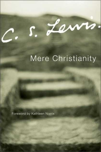 An analysis of cs lewiss book mere christianity