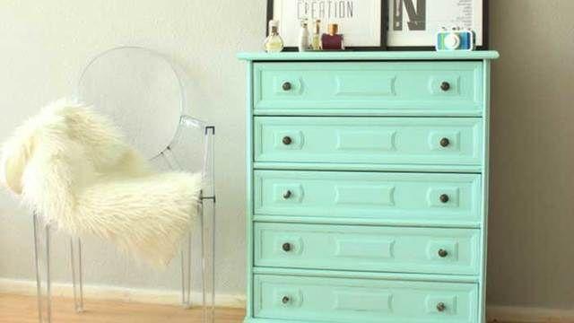 video diy m bel neu lackieren wohnen leben bei dawanda f r heimwerker pinterest m bel. Black Bedroom Furniture Sets. Home Design Ideas