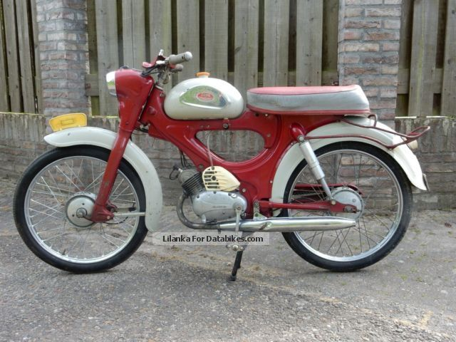 Jawa  Stadion S23 1962 Vintage, Classic and Old Bikes photo