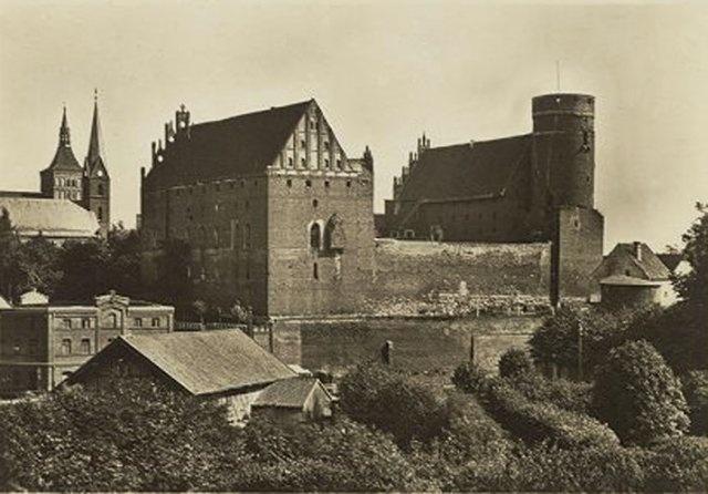 Zamek bez dachu :|