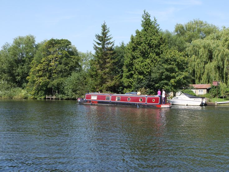 Boating - Close to Whitlingham