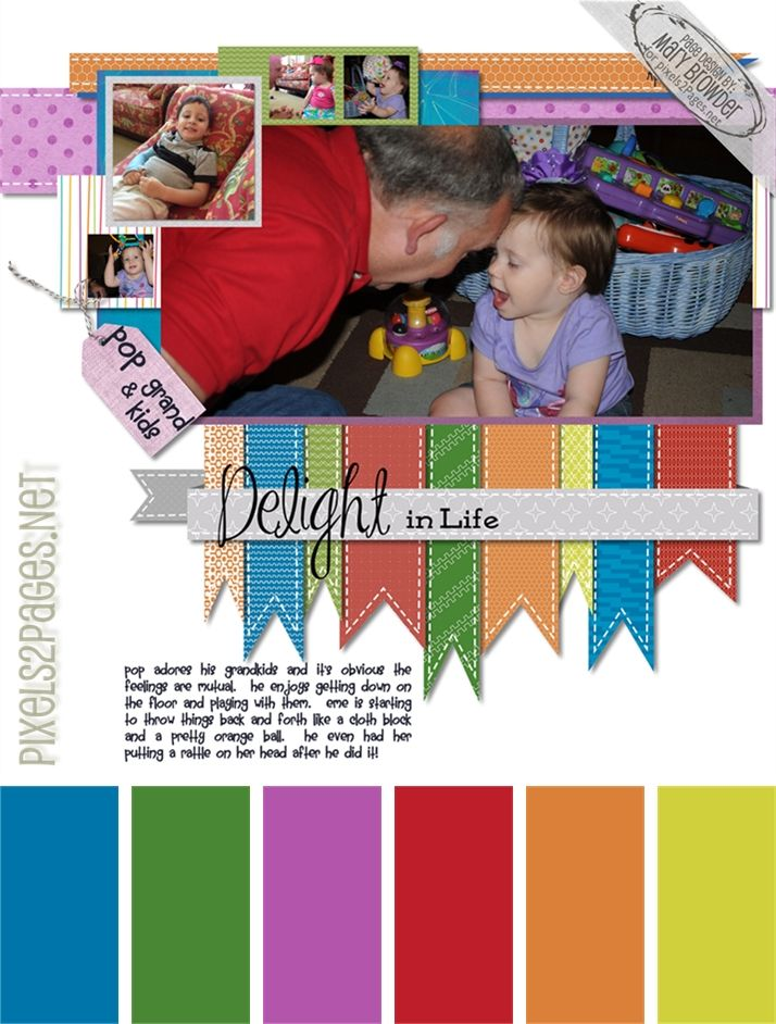 49 best pixels2pages color palettes digital scrapbook layouts color palette for digital scrapbook layout for pixels2pages featuring blueprint template pop malvernweather Gallery