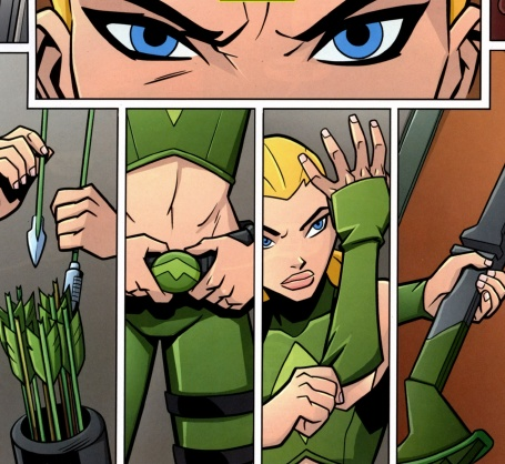 Artemis young justice