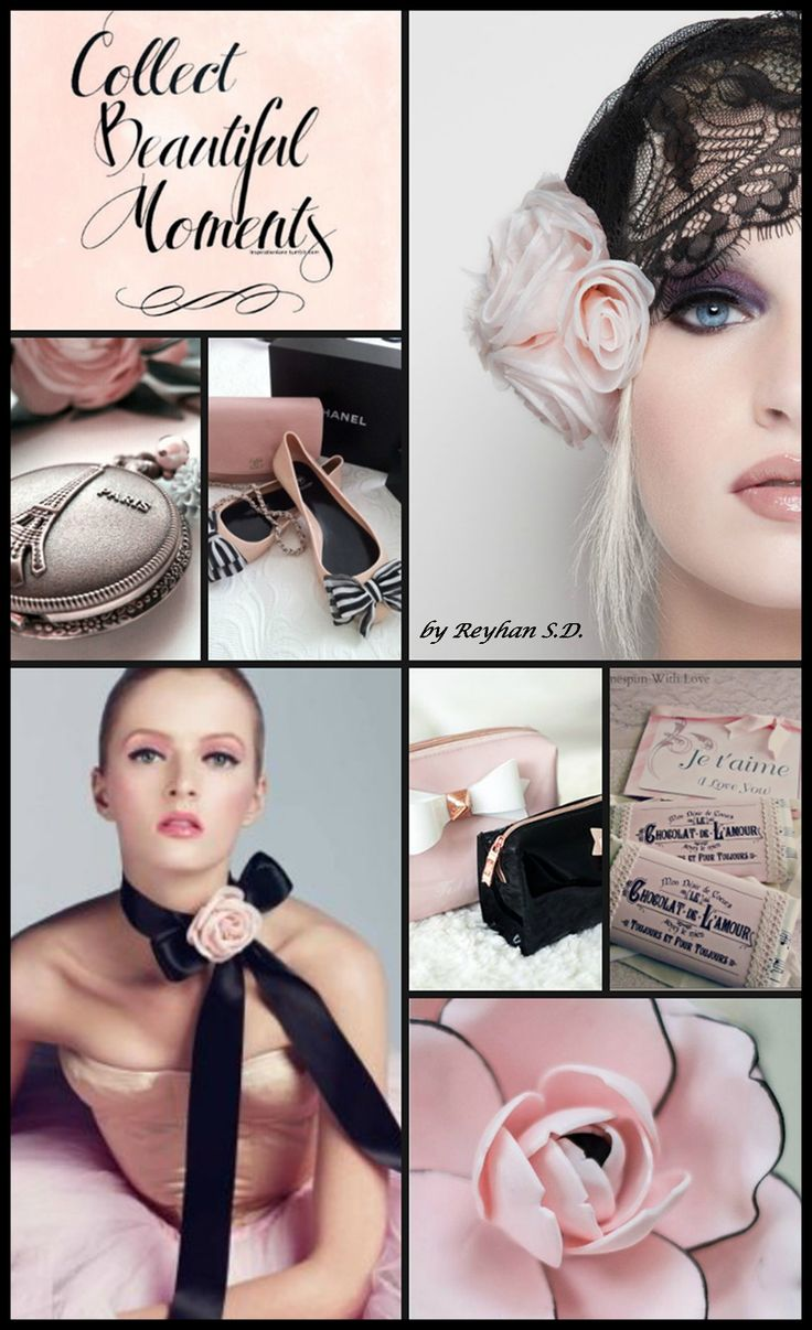 '' Pink & Black '' by Reyhan S.D.