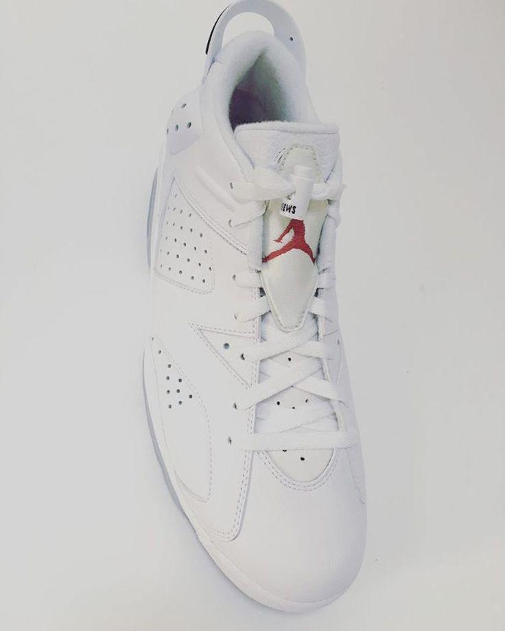 Drake Previews OVO x Air Jordan 6 Retro Low \