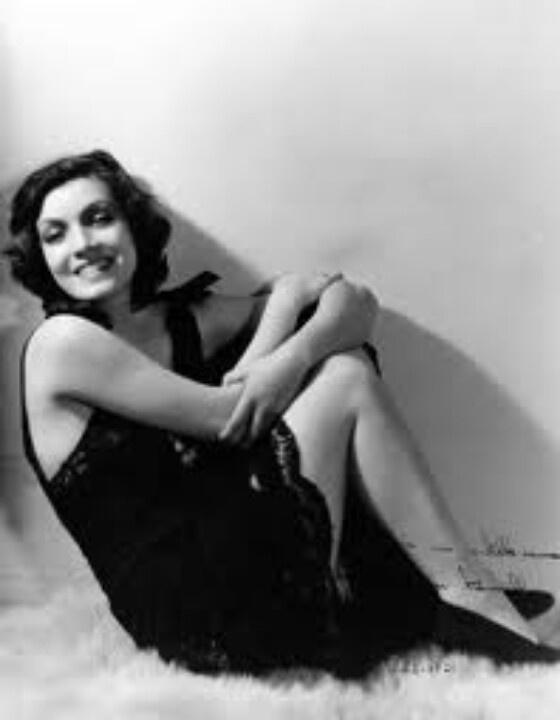 Model Conchita posing.