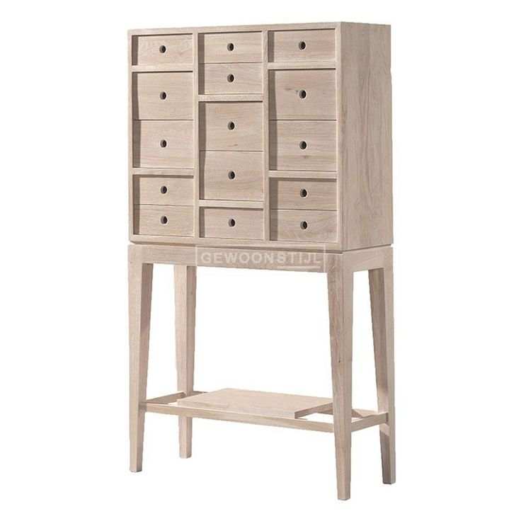 WEWOOD-Contador Chest kast-03